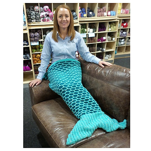 Inspirational Knitting Patterns Galore Mermaid Tail Blanket Mermaid Blanket Knitting Pattern Of Unique 42 Models Mermaid Blanket Knitting Pattern