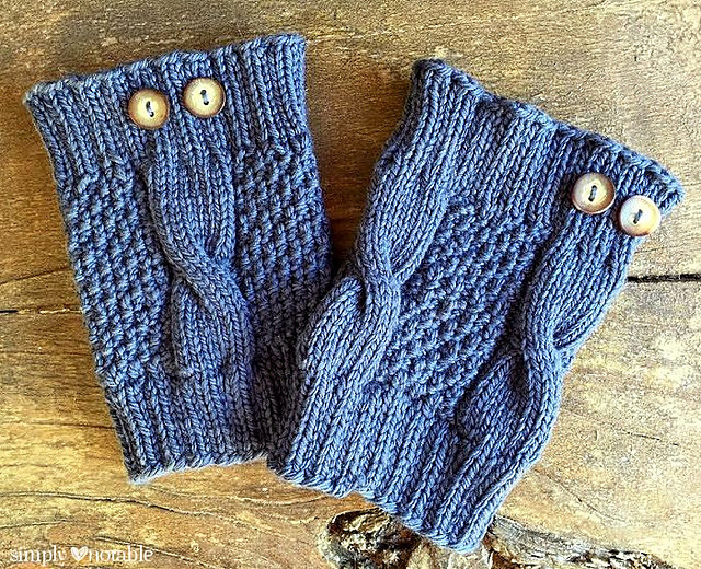 Inspirational Knitting Patterns Galore Simple Cable Boot Cuffs Free Boot Cuff Patterns Of Top 49 Pictures Free Boot Cuff Patterns