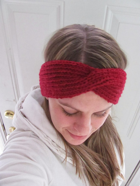 Inspirational Knitting Patterns Galore Winter Headband with A Twist Knit Winter Headband Of Charming 42 Pictures Knit Winter Headband
