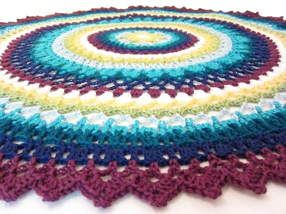 Inspirational Lacy Baby Blanket Round Baby Blanket Crochet Baby Blanket Crochet Round Baby Blanket Of Luxury 42 Ideas Crochet Round Baby Blanket