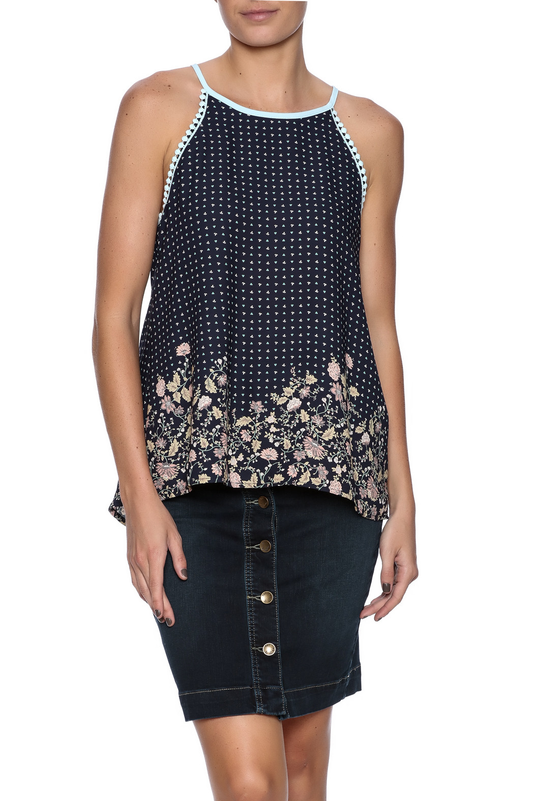 Inspirational Le Lis Floral Crochet Tank From Texas by Minx Boutique Crochet Tank Of Delightful 47 Images Crochet Tank