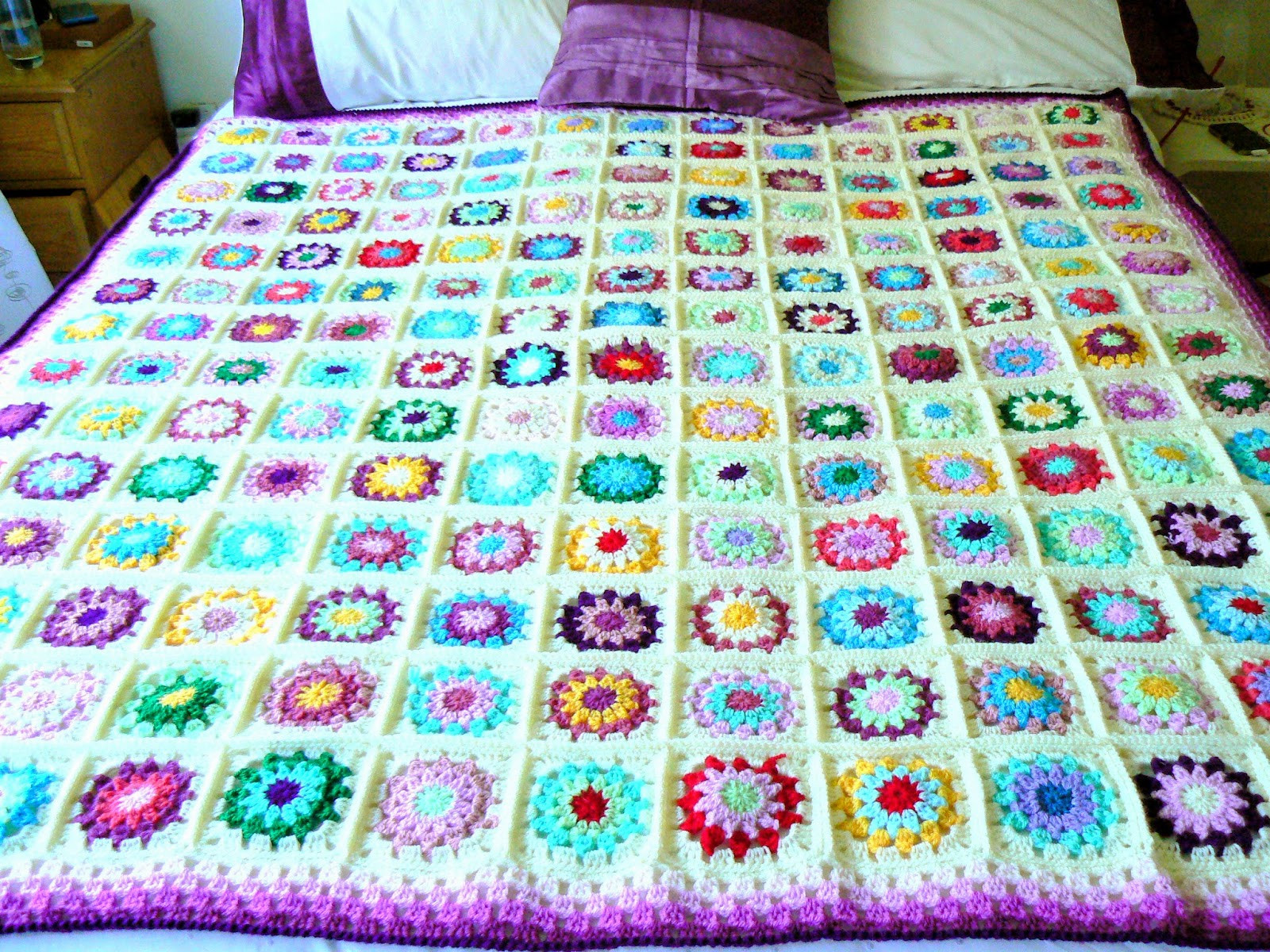Inspirational Little Crochet Wednedsday Grannies Sunburst Granny Granny Square Tutorial Of Charming 40 Ideas Granny Square Tutorial