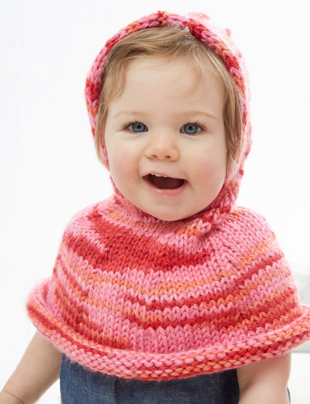 Inspirational Little E Hoo Knitting Patterns Baby Poncho Pattern Of Gorgeous 49 Images Baby Poncho Pattern