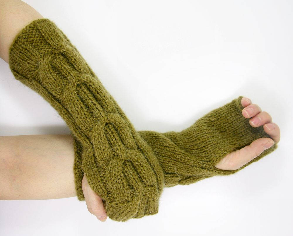 Inspirational Long Knit Fingerless Gloves Knit Arm Warmers Fingerless Knit Arm Warmers Of Brilliant 41 Images Knit Arm Warmers