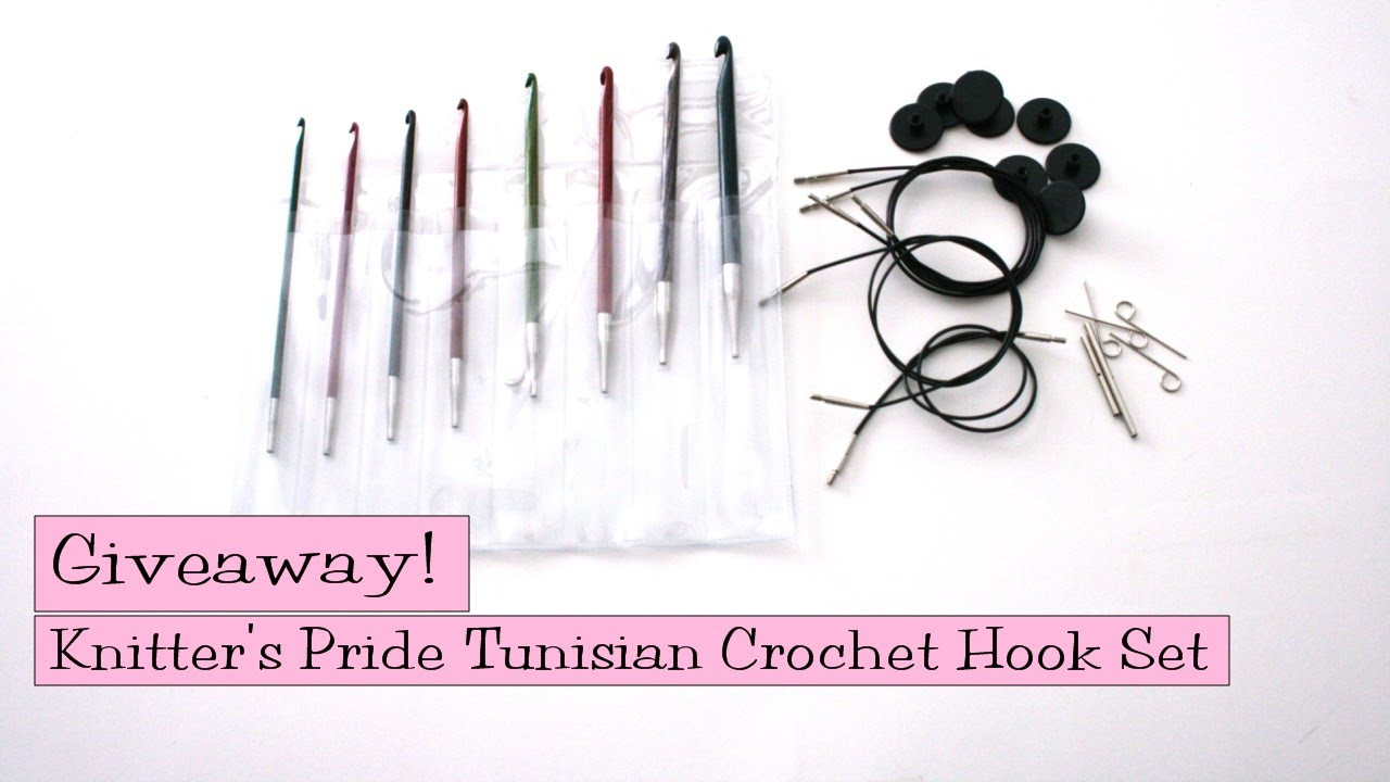 Inspirational Maxresdefault Tunisian Crochet Hook Sets Of Brilliant 46 Pics Tunisian Crochet Hook Sets