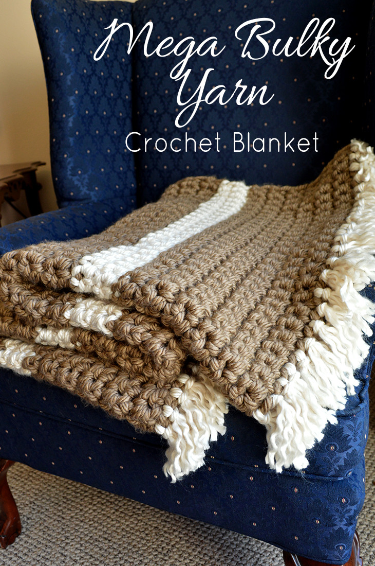 Inspirational Mega Bulky Yarn Crochet Blanket Cheap Eats and Thrifty Crochet Blanket Tutorial Of New 44 Images Crochet Blanket Tutorial