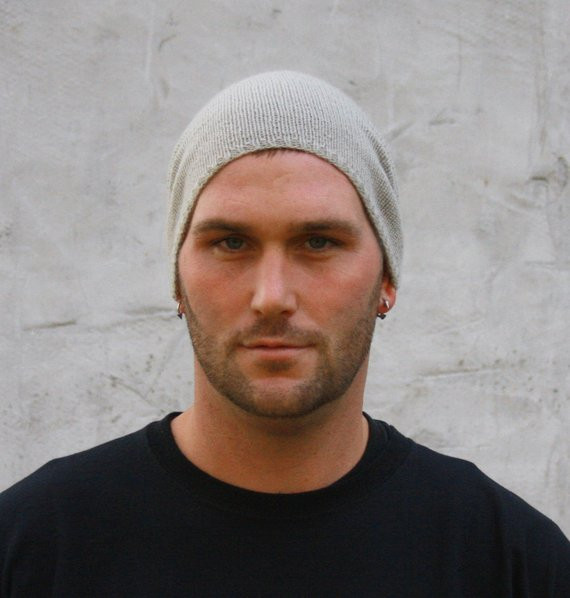 Mens Slouchy Beanie Beanies Beanies for Men Slouch Hat