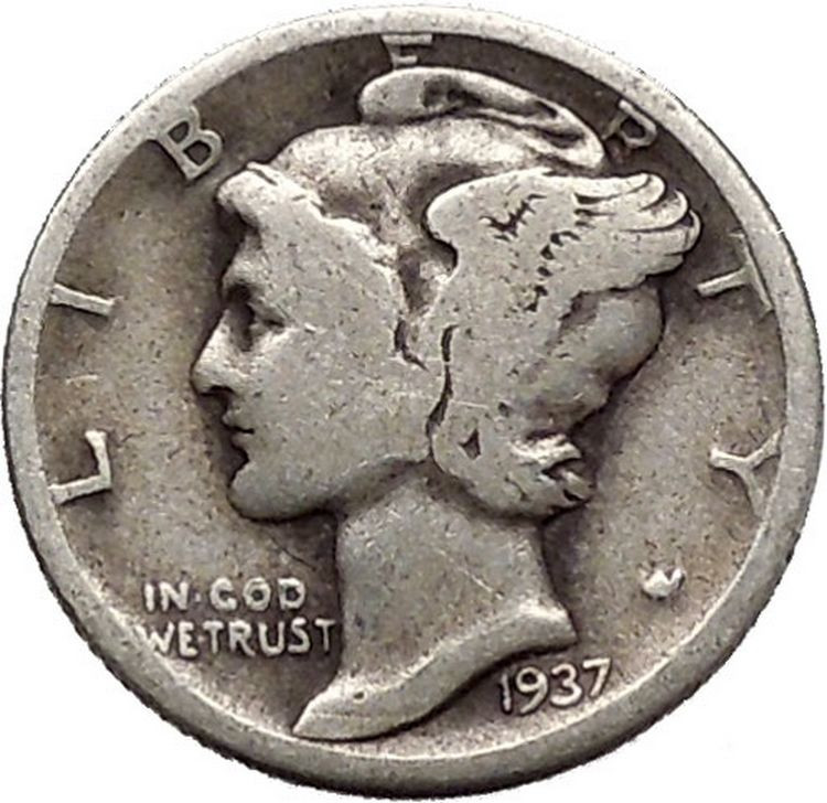 Inspirational Mercury Winged Liberty Head 1937 Dime United States Silver Liberty Head Dime Of Awesome 42 Pics Liberty Head Dime