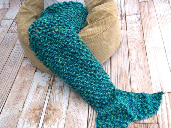 Inspirational Mermaid Tail Blanket Blue and Green Lap Blanket Child Mermaid Blanket Child Of Contemporary 49 Ideas Mermaid Blanket Child