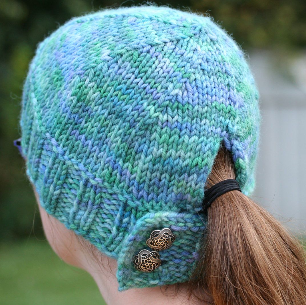 Inspirational Messy Bun and Ponytail Hat Knitting Patterns Ponytail Hats Free Patterns Of Incredible 42 Ideas Ponytail Hats Free Patterns
