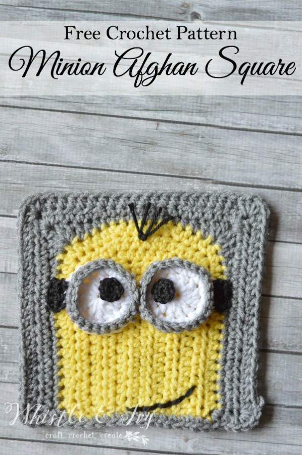 Minions Free Patterns to Crochet – Grandmother s Pattern Book