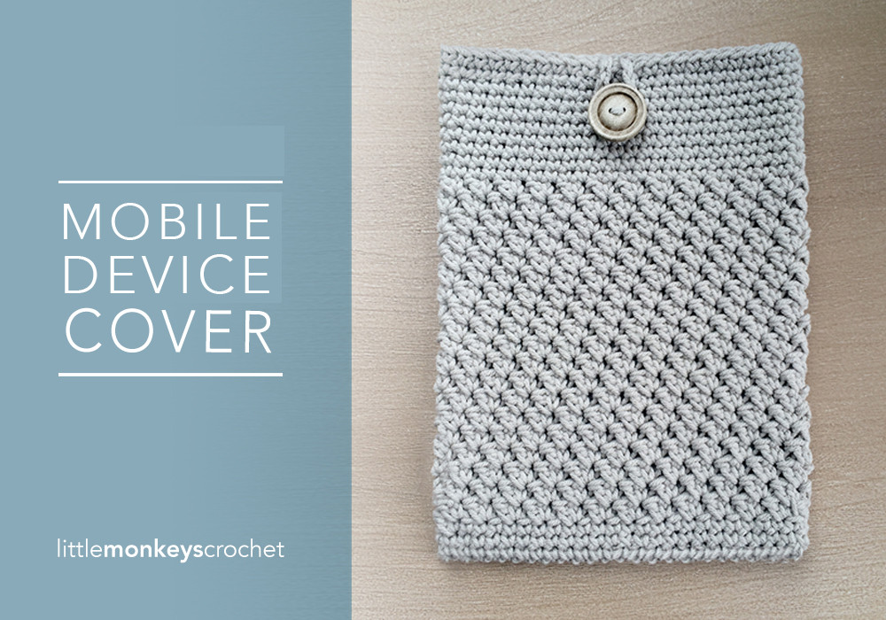 Inspirational Mobile Device Cover Free Pattern Crochet Tablet Cover Of Delightful 46 Ideas Crochet Tablet Cover