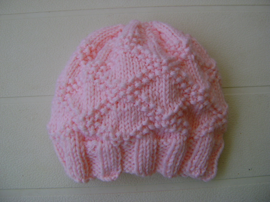 Inspirational More Adorable Knitted Baby Hats Newborn Hat Knitting Pattern Of Lovely 49 Images Newborn Hat Knitting Pattern