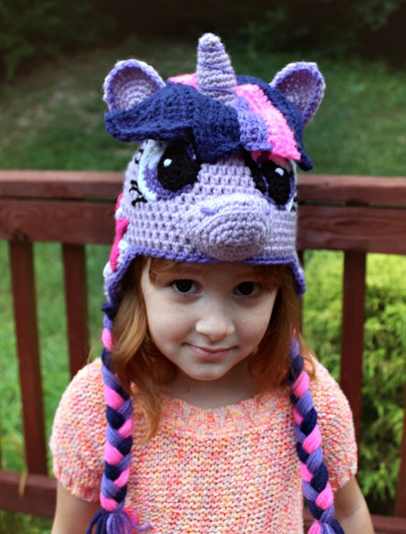 Inspirational My Little Pony Costume Twilight Sparkle Crochet Hat Pattern My Little Pony Crochet Pattern Of Brilliant 49 Ideas My Little Pony Crochet Pattern