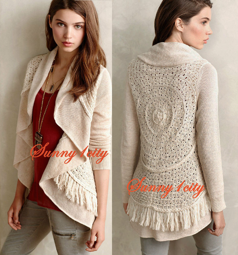 Inspirational New Anthropologie Fringed Circle Cardigan by Knitted Circle Cardigan Of Adorable 41 Ideas Circle Cardigan