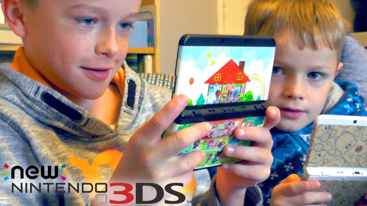 New Nintendo 3DS Top 5 Family Games