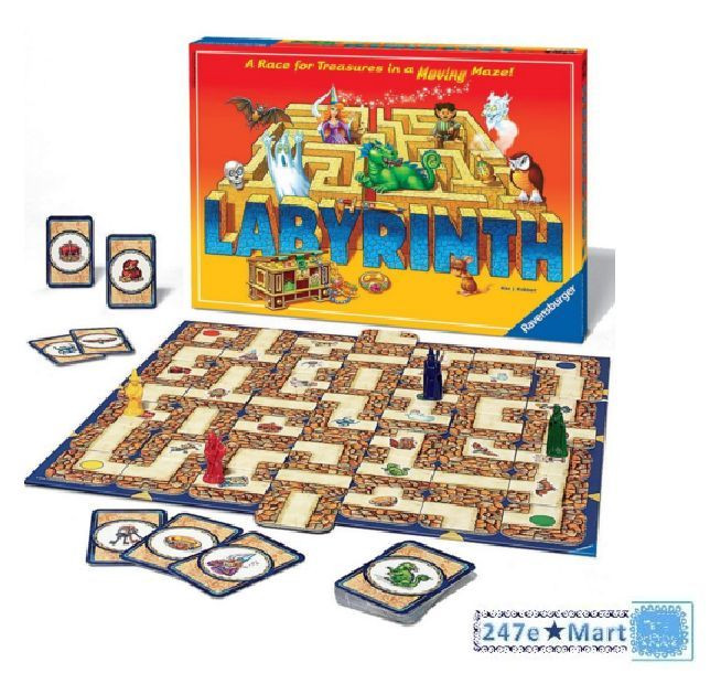 Inspirational New Ravensburger Labyrinth Maze Family Fun Board Game New Family Games Of Perfect 47 Ideas New Family Games