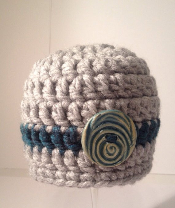 Newborn Crochet Hat Pattern Chunky Yarn Pakbit for