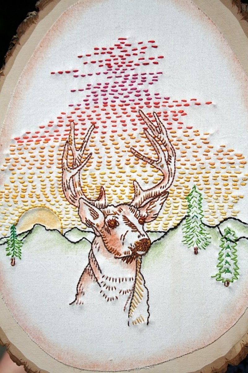 Not Your Grandma's Embroidery Patterns A Modern Twist on