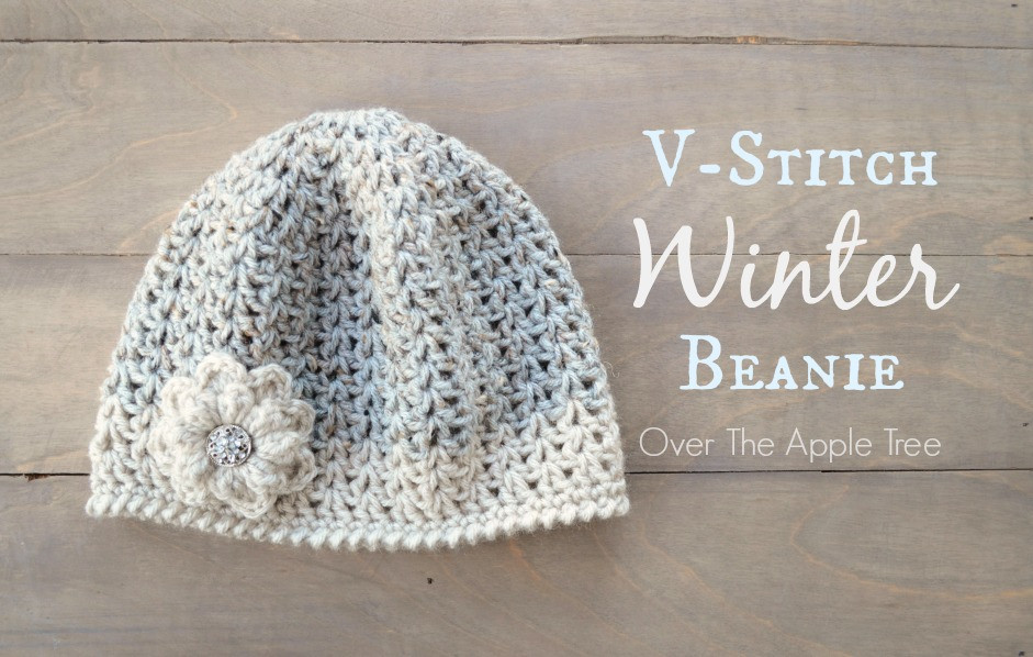 Inspirational Over the Apple Tree V Stitch Winter Beanie Stitch Beanie Of Awesome 40 Images Stitch Beanie