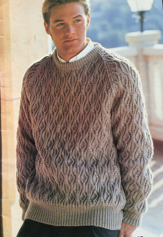 Inspirational Patons Mens Knitting Patterns Crochet and Knit Crochet Mens Sweater Of Awesome 15 Crochet Men Sweater Patterns 2017 Crochet Mens Sweater