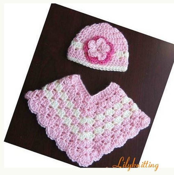 Inspirational Pattern Crocheted Baby toddler Poncho Poncho 1 6 9 Baby Poncho Pattern Of Gorgeous 49 Images Baby Poncho Pattern