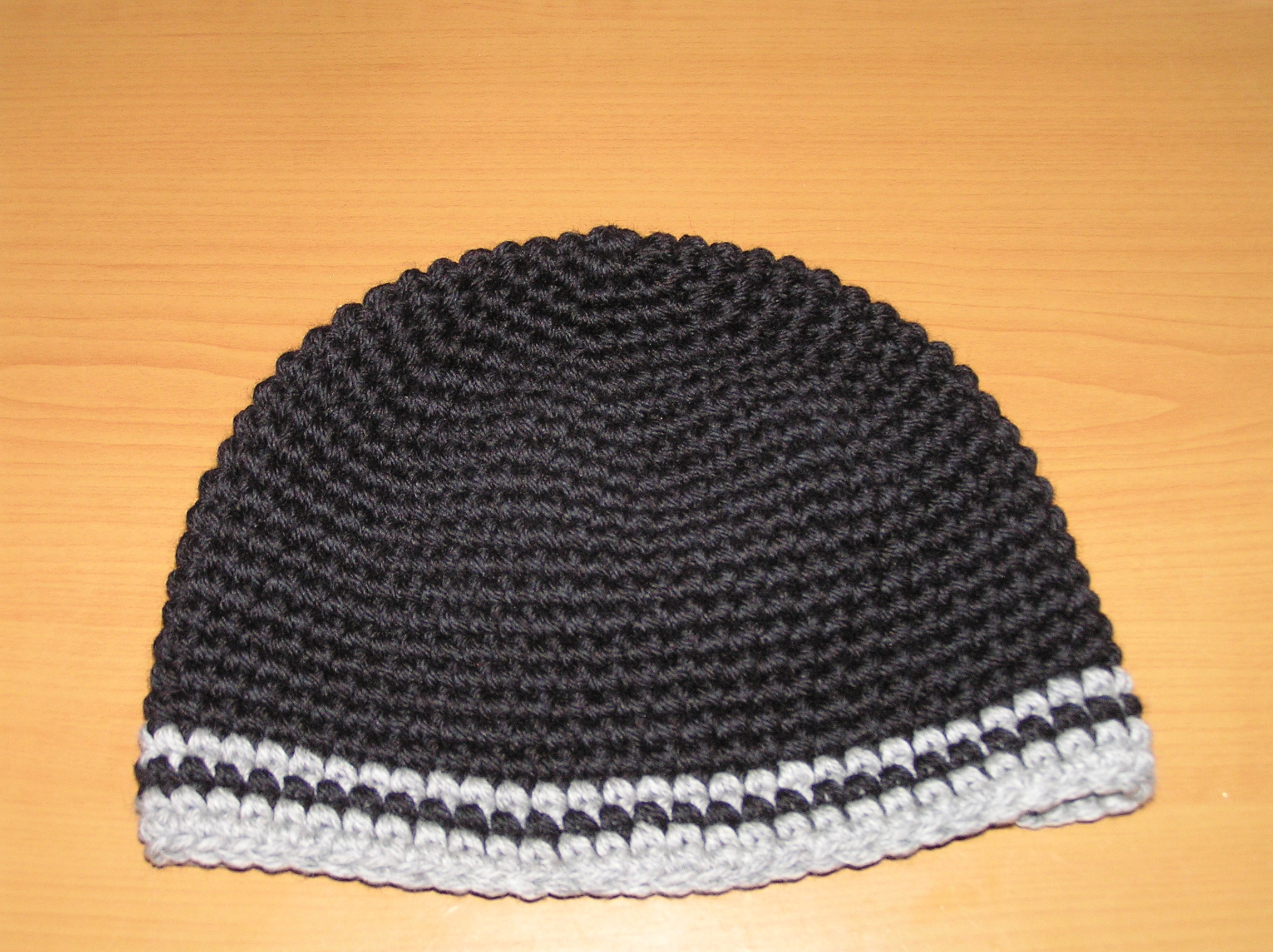 pattern for crocheted hat