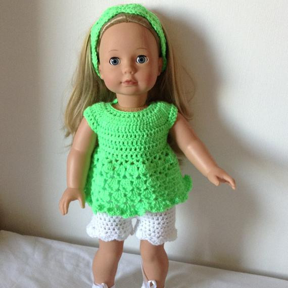 Inspirational Pdf Crochet Pattern for 18 Inch Doll American Girl Doll or Free Crochet Patterns for American Girl Dolls Clothes Of Adorable 50 Pictures Free Crochet Patterns for American Girl Dolls Clothes