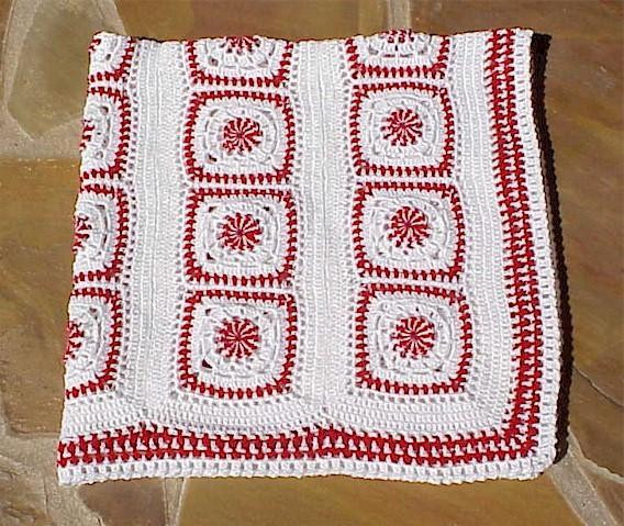 Inspirational Peppermint Candy Blanket by Nancy Hearne Craftsy Peppermint Crochet Blanket Of Top 45 Models Peppermint Crochet Blanket