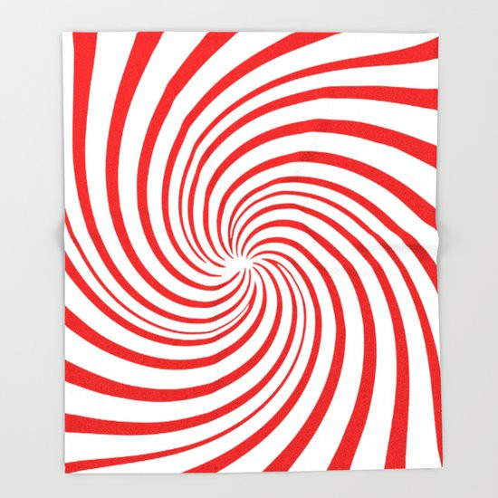 Inspirational Peppermint Swirl Throw Blanket by Designsbymarly Peppermint Throw Of Great 46 Ideas Peppermint Throw