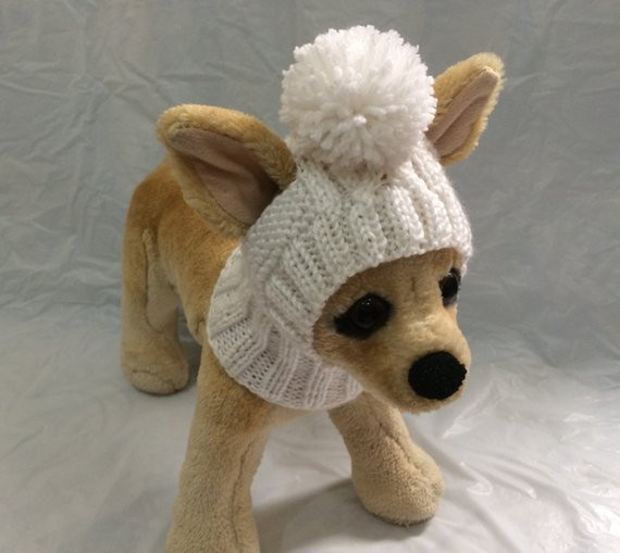 Inspirational Pet Clothes Apparel Winter Outfit Knit Dog Hat for Small Dogs Knitted Dog Hats Of Innovative 49 Images Knitted Dog Hats