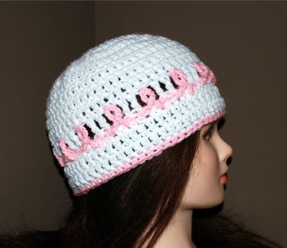 Inspirational Pink Ribbons Cancer Awareness and Ribbons On Pinterest Pink Crochet Hat Of Great 43 Models Pink Crochet Hat