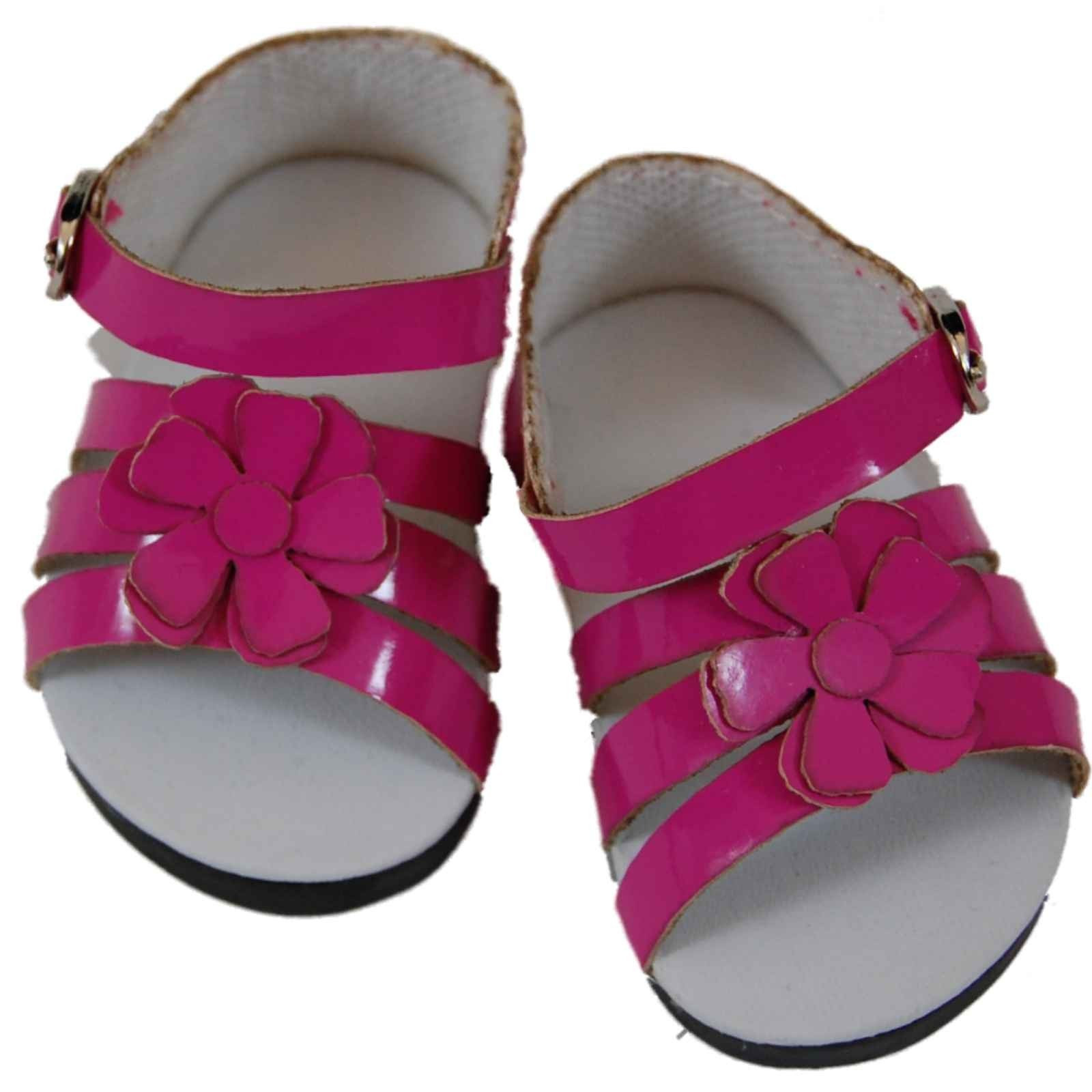 "Inspirational Pink Strappy Sandals for 18"" American Girl¨ Doll Clothes Ag Doll Shoes Of Superb 49 Photos Ag Doll Shoes"