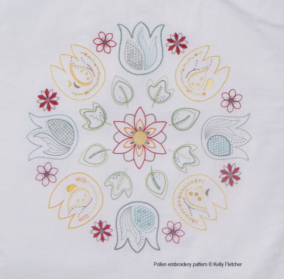 Inspirational Pollen Modern Hand Embroidery Pattern Modern Embroidery Modern Embroidery Patterns Of Brilliant 49 Pics Modern Embroidery Patterns