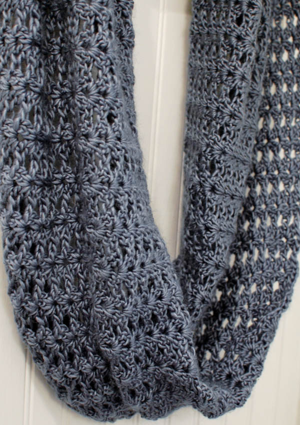 quick crochet infinity scarf pattern Crochet and Knit