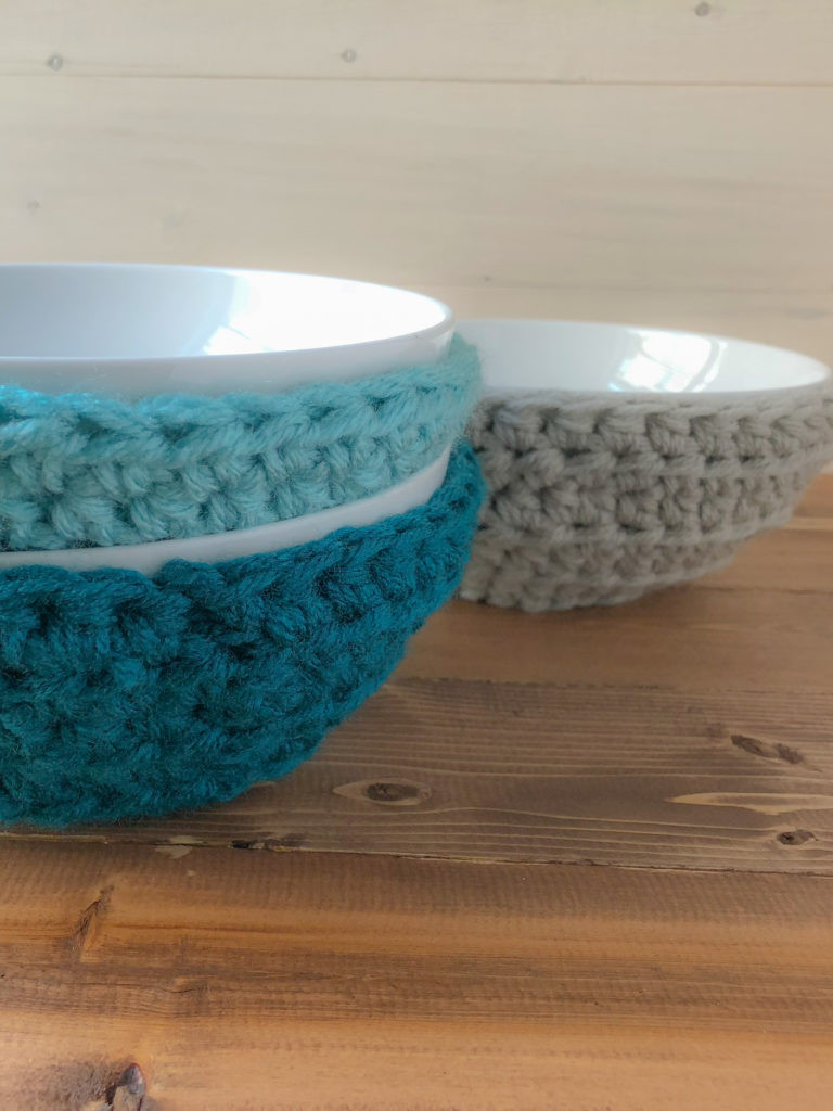 Inspirational Quick Easy Bowl Cozies Winding Road Crochet Crochet Bowl Cozy Of New 36 Images Crochet Bowl Cozy