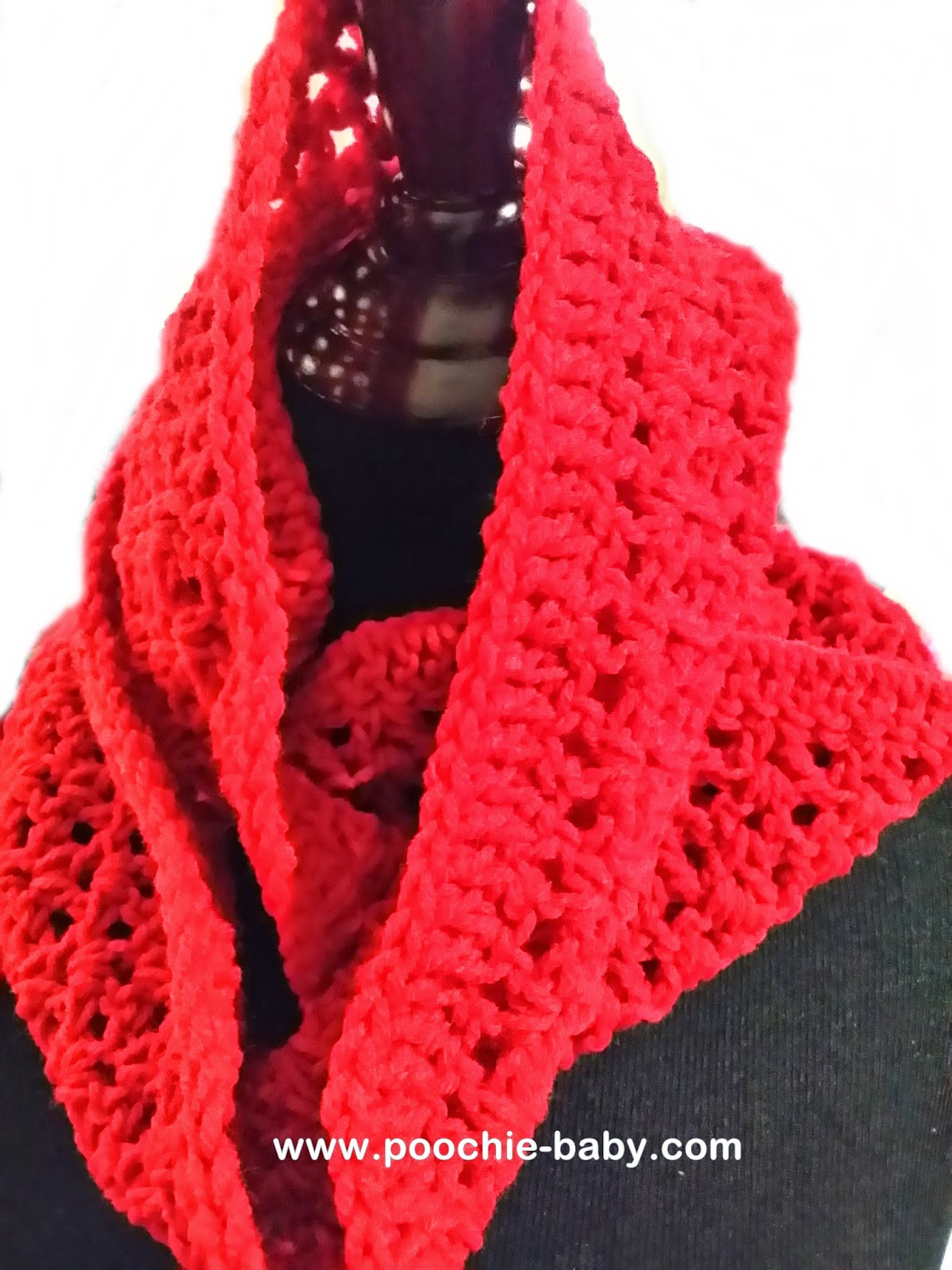 Inspirational Raising Mimi Poochiebaby Catalina Infinity Scarf Free Free Quick and Easy Crochet Scarf Patterns Of Wonderful 42 Photos Free Quick and Easy Crochet Scarf Patterns