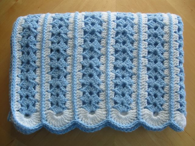 Inspirational Ravelry Darestoknit S Blue & White Baby Blanket Mile A Free Mile A Minute Crochet Patterns Of Marvelous 50 Pics Free Mile A Minute Crochet Patterns
