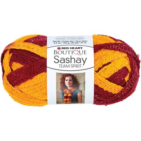 Inspirational Red Heart Boutique Sashay Team Spirit Yarn Available In Team Colors Yarn Of Top 44 Photos Team Colors Yarn
