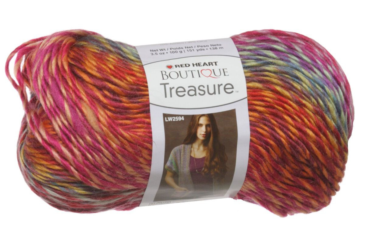 Inspirational Red Heart Boutique Treasure Yarn 1918 Abstract at Jimmy Red Heart Boutique Treasure Of Unique 45 Ideas Red Heart Boutique Treasure