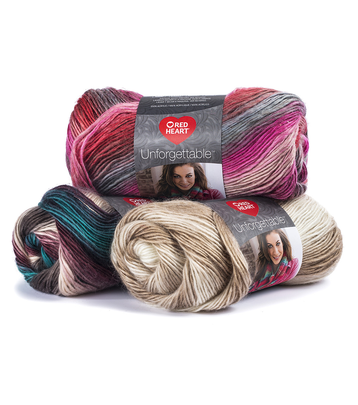 Red Heart Boutique Unfor table Yarn
