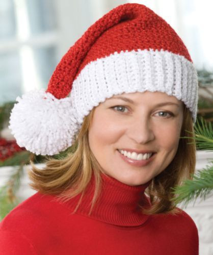 Inspirational Red Heart Holiday Santa Hat Crochet Pattern Free Santa Hat Pattern Of Awesome 49 Pictures Santa Hat Pattern