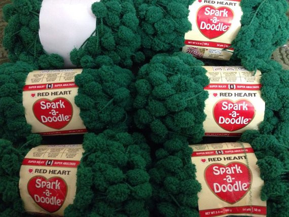 Inspirational Red Heart Spark A Doodle Pomp A Doodle Style Yarn In Shamrock Pomp A Doodle Yarn Of Charming 42 Pics Pomp A Doodle Yarn