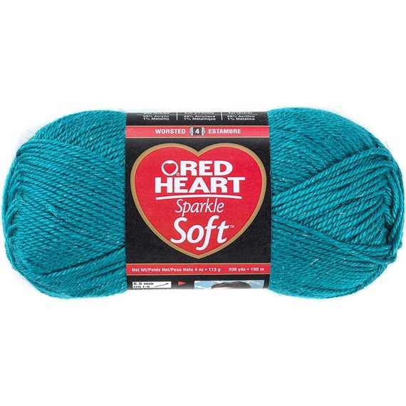 Inspirational Red Heart Sparkle soft Yarn Dynasty Teal Crochet Yarn Red Heart Sparkle Yarn Of Top 49 Pics Red Heart Sparkle Yarn