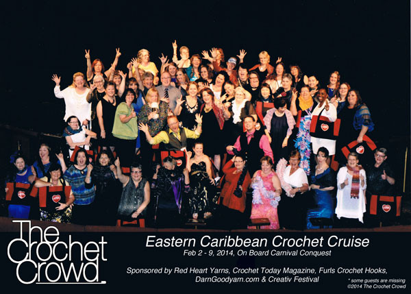 Inspirational Red Heart Yarns Allows 50 More Crochet Cruise Tickets Crochet Cruise Of Adorable 45 Pics Crochet Cruise