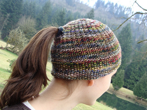 Inspirational Reenie Hanlin Eve S Seeded Rib Ponytail Hat 2012 Ponytail Knit Hat Of Top 46 Pictures Ponytail Knit Hat