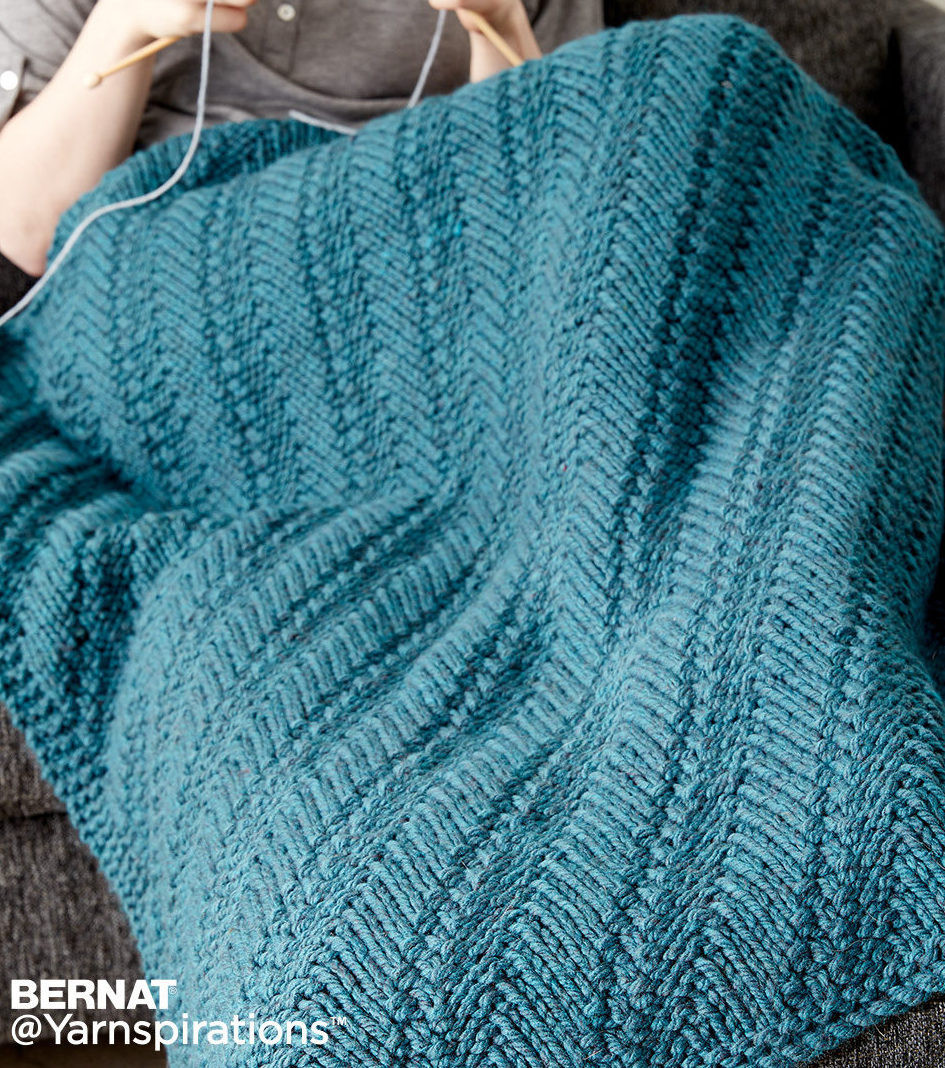Inspirational Reversible Blanket Knitting Patterns Easy Knit Afghan Of Contemporary 50 Ideas Easy Knit Afghan