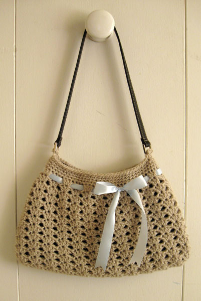 Review Crochet Hobo Bag Hello Speckless • Crochet Craft