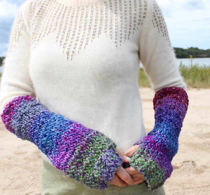 Inspirational Ribbed Arm Warmers [knitting Pattern] Gina Michele Knit Arm Warmers Of Brilliant 41 Images Knit Arm Warmers
