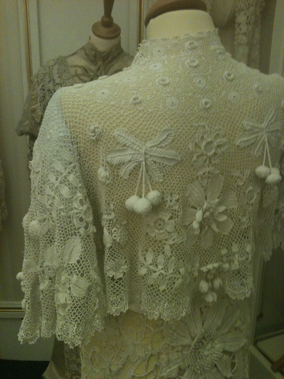 Inspirational Rosemary Cathcart Antique Lace and Vintage Fashion the Irish Lace Of Incredible 40 Ideas Irish Lace